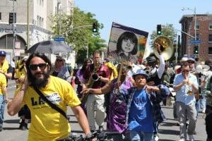 Walk the Talk @ Skid Row | Los Angeles | California | United States