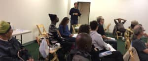 What is Zoning? workshop by Rosten Woo @ Skid Row History Museum & Archive | Los Angeles | California | United States