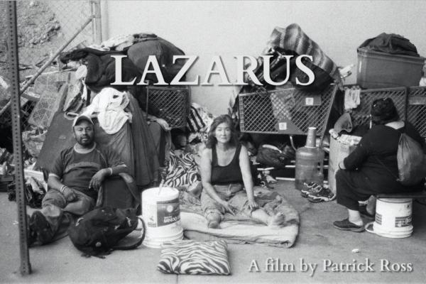Lazarus Promo Card