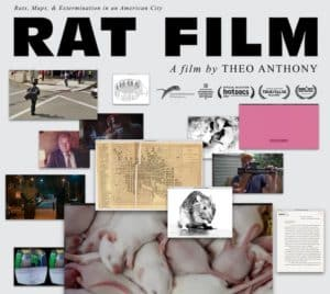 Rat Film @ Skid Row History Museum & Archive | Los Angeles | California | United States