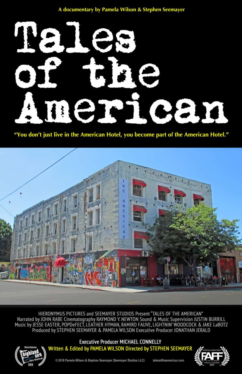 TALES OF THE AMERICAN – Nov. 9, 7pm