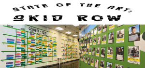 State of the ART: Skid Row - Exhibition