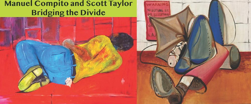 Manuel Compito & Scott Taylor: Bridging the Divide.