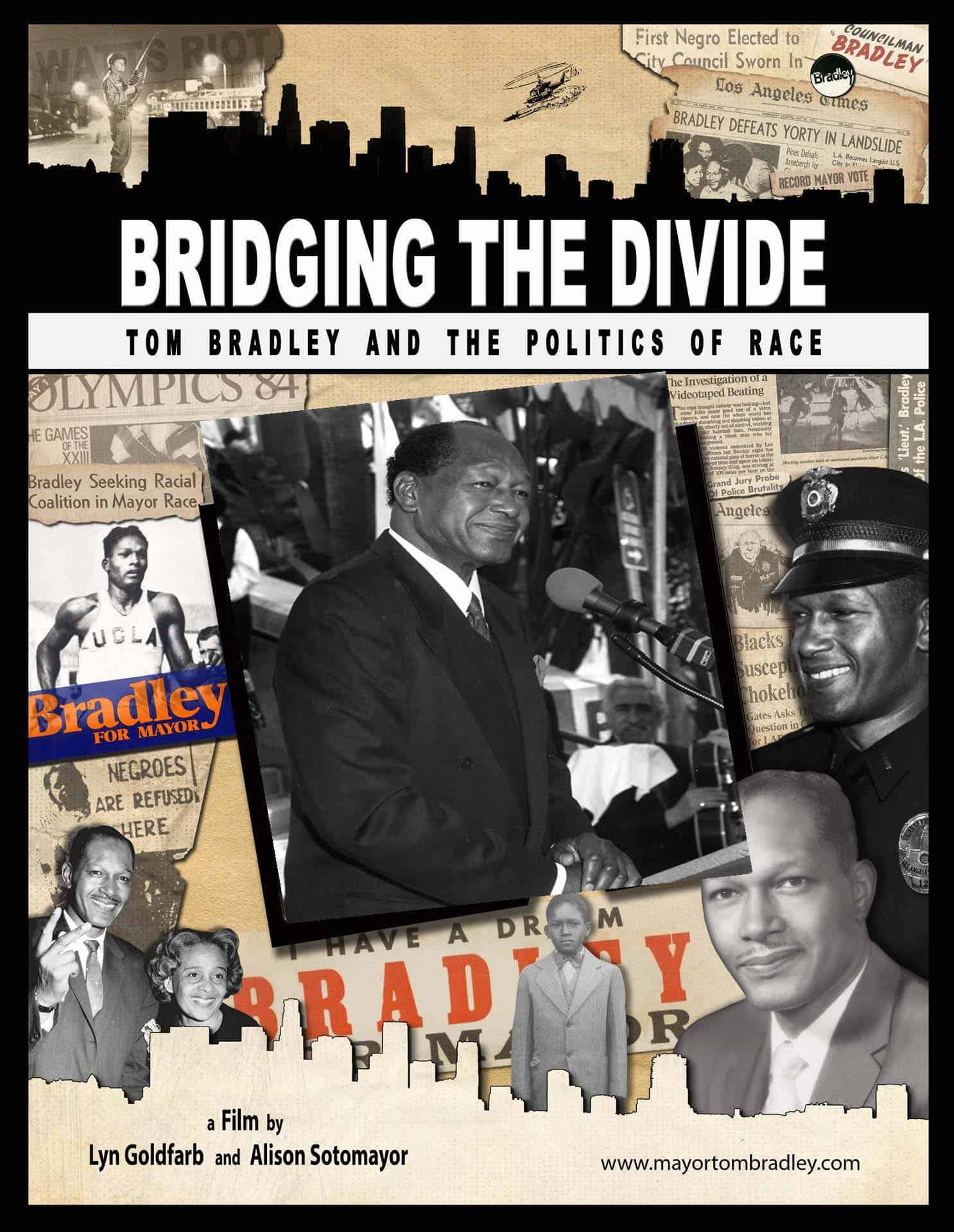 Bridging The Divide: Tom Bradley And The Politics Of Race – May/3