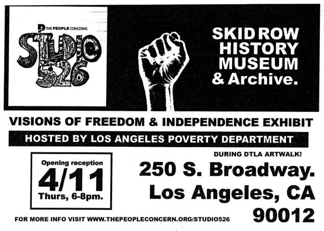 Visions of Freedom and Independence 4/11 – 6/29