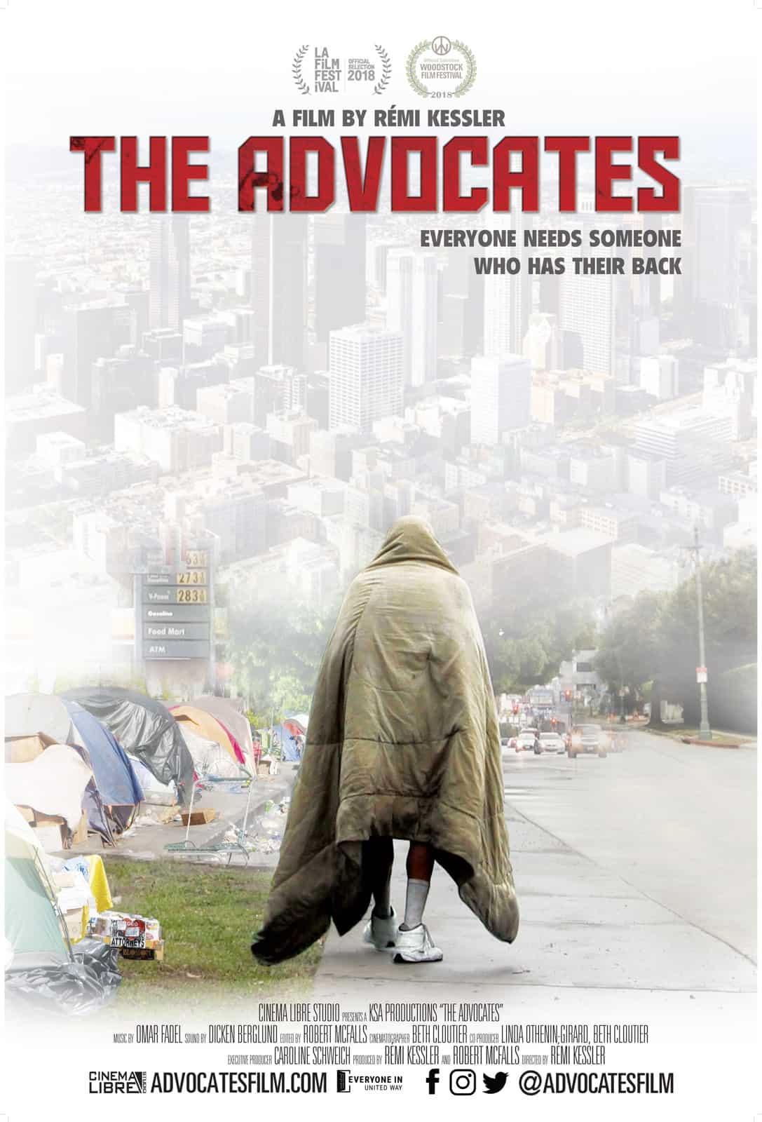 The Advocates  10/25