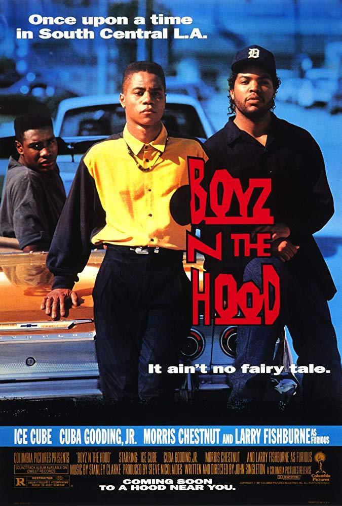 Boyz 'n the Hood  1/3/20