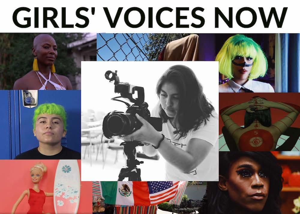 Girls' Voices Now: Short Documentary Film Festival  3/20